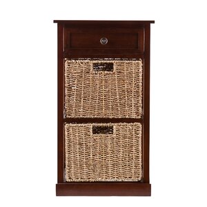 Cayuga 2-Basket Storage Shelf