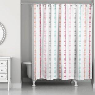 Norgate Dream Beads Shower Curtain