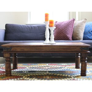 Thakat Coffee Table by Timbergirl