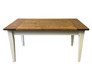 Early American Solid Wood Dining Table Spacial Price