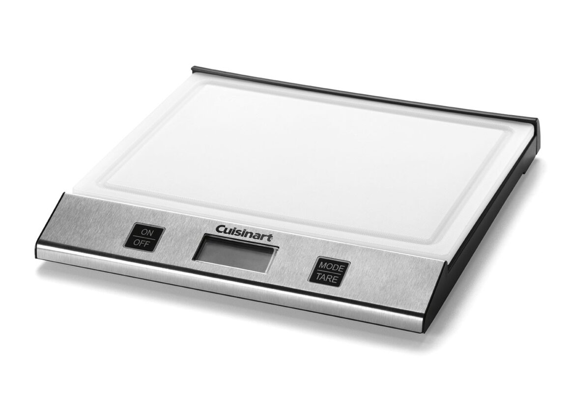 Cuisinart DualPro™ Digital Kitchen Scale & Reviews | Wayfair