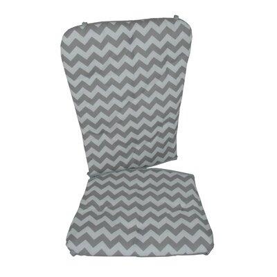 Incroyable Chevron Rocking Chair Cushion