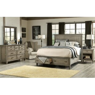 Armoise Panel Configurable Bedroom Set