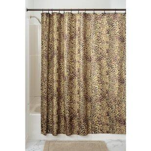 Cheetah Print Shower Curtain