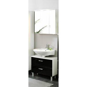 Held Möbel 70 cm Waschtisch Denver mit Spiegel