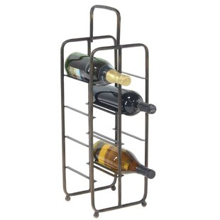 Dominque 8 Bottle Tabletop Wine Rack