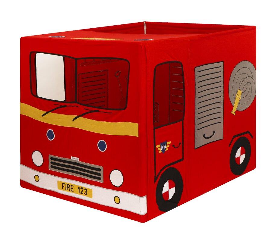 Fire Engine Play Tent  sc 1 st  Wayfair & Wrigglebox Fire Engine Play Tent u0026 Reviews | Wayfair.co.uk