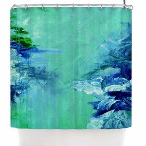 Ebi Emporium Winter Dreamland 5 Shower Curtain