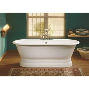 Enameled Cast Iron Tubs Freestanding Bathtubs Youll Love Wayfair
