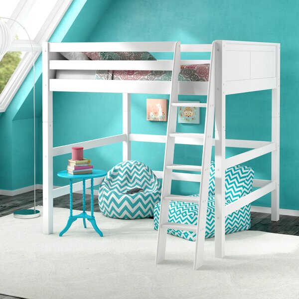 Viv Rae Caitlynn Full Loft Bed Amp Reviews Wayfair