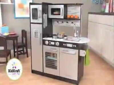 KidKraft Uptown Kitchen U0026 Reviews | Wayfair