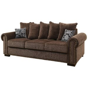 Gunilla Chenille Sofa by Darby Home Co