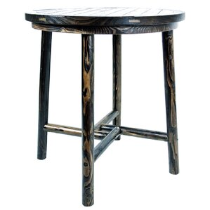 Char Log Bar Table by Leigh Country