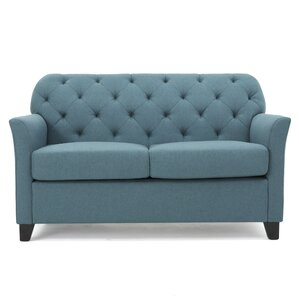 Augustus Monrovia Loveseat by Charlton Home