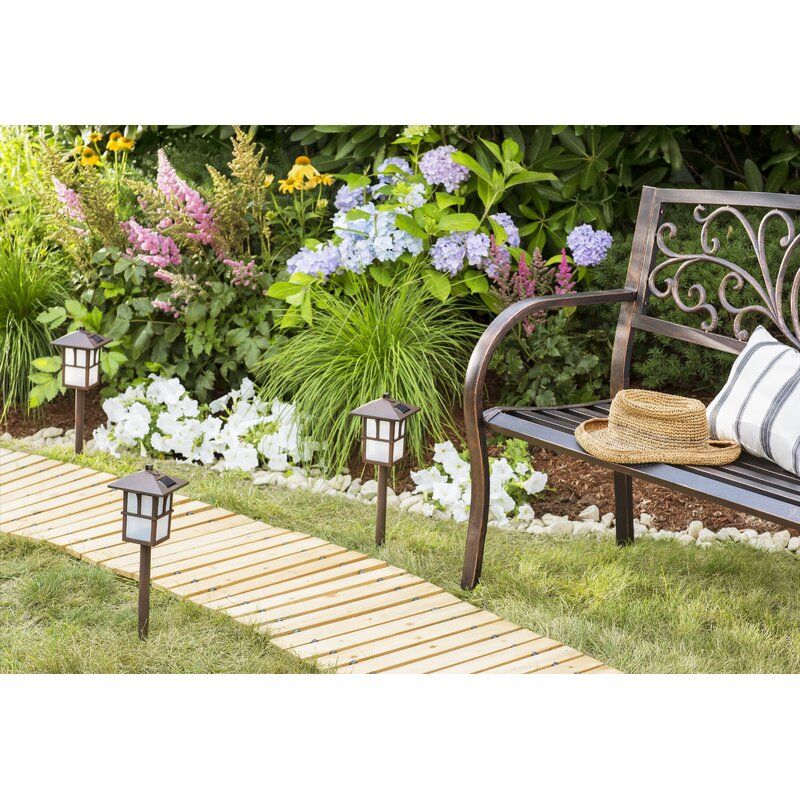 Hummingbird Patio Garden Bench Park Yard Outdoor Furniture, Detailed  Decorative Design With Vines And Flowers, ...