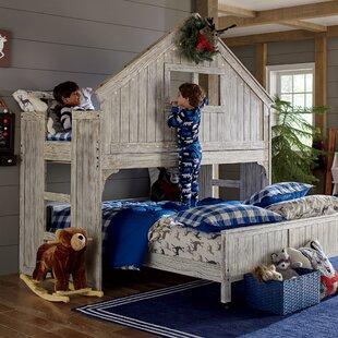 Kids Tree House Bunk Bed Wayfair