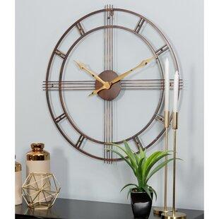 . Modern   Contemporary Wall Clocks You ll Love in 2019   Wayfair