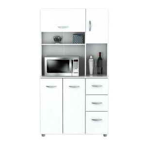 kitchen pantry. 66 14  Kitchen Pantry Cabinets You ll Love Wayfair