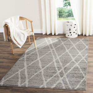 Seaport Gray/Ivory Area Rug