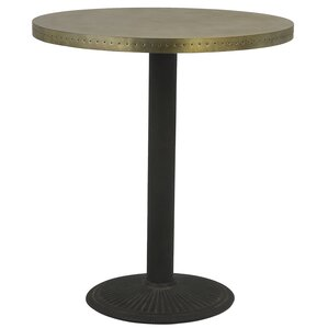 Riveted Cafe Coffee Table by Sarreid Ltd