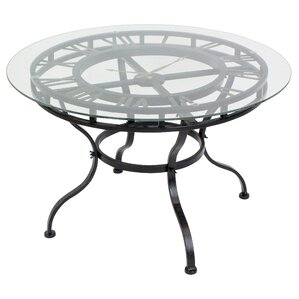 Bracken Coffee Table with Cloc..