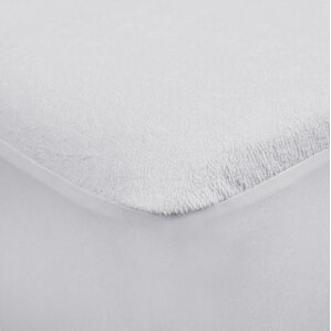 Angeland Terry Cloth Hypoallergenic Waterproof Mattress Protector by Furinno