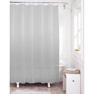 Peach And Gray Shower Curtain | Wayfair