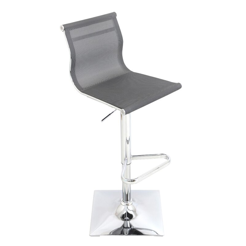 The Front Desk Receives The Silver Chair Bar Chair Swivel Chair