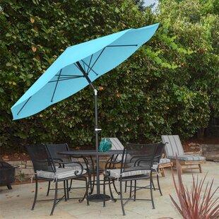 38ffef60bd76 Farmhouse & Rustic Patio Umbrellas & Stands | Birch Lane