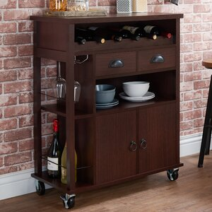 Samuel Bar Cart