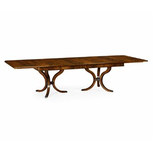 Brompton Extendable Solid Wood Dining Table