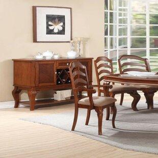 Soderberg Upholstered Dining Chair (Set of 2)