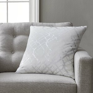 Beshears 100% Cotton Throw Pillow