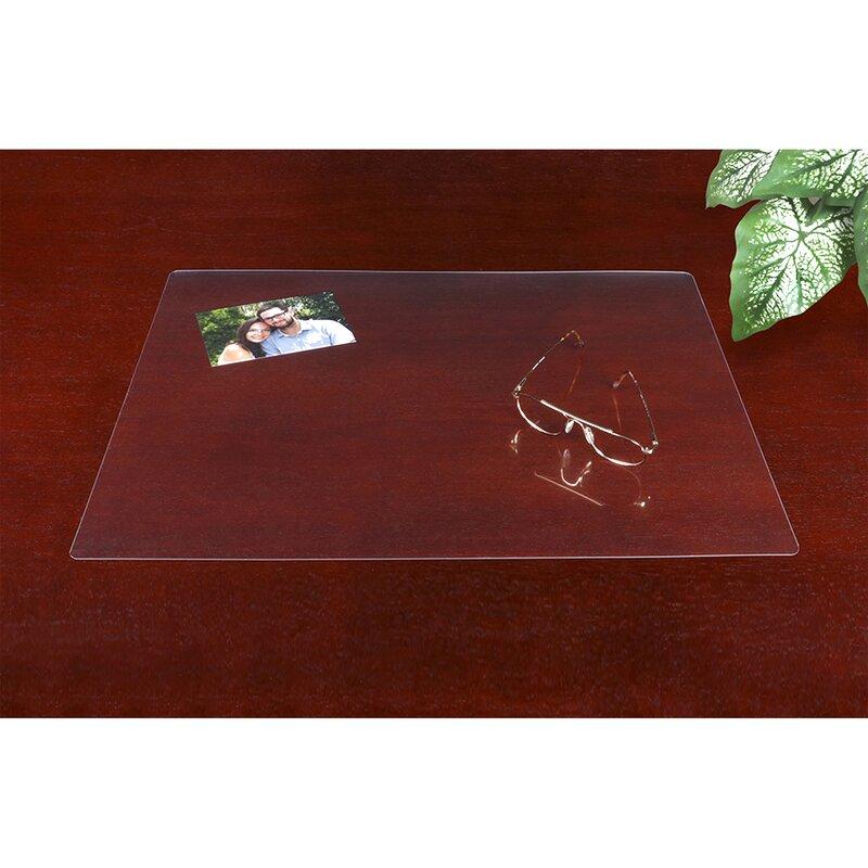 WoodWard Eco Clear Desk Pad