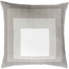 akron 100 cotton pillow cover