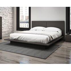 Platform Bedroom Sets Queen orren ellis decimus queen platform customizable bedroom set