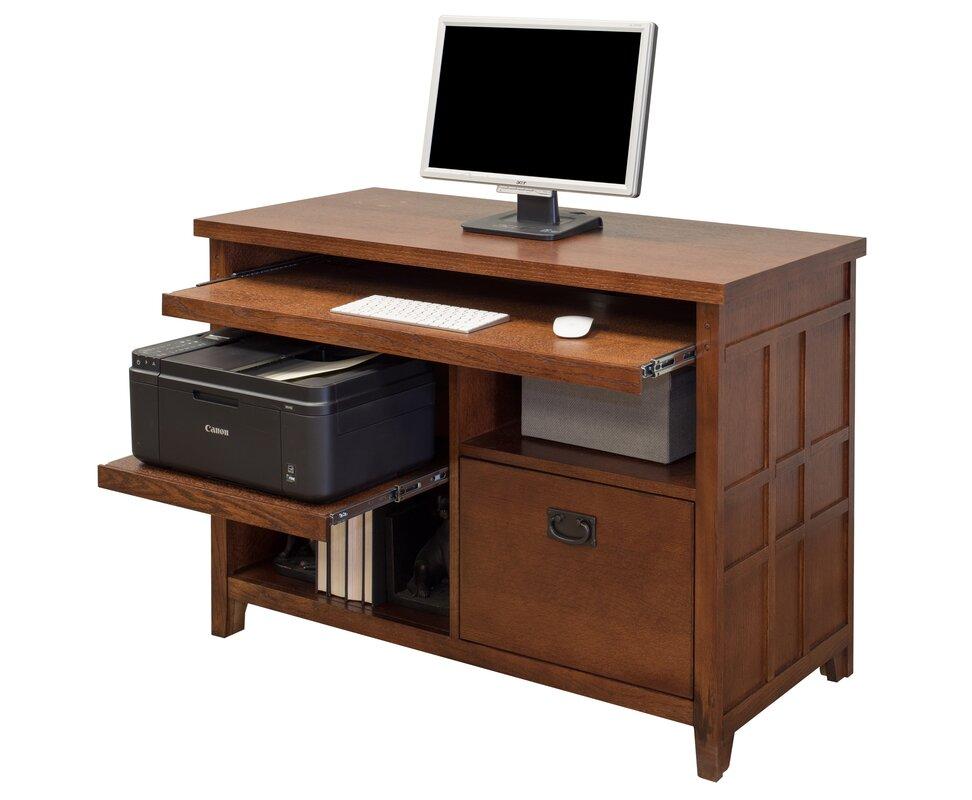 Delightful Mission Pasadena Computer Desk
