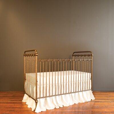 Bratt Decor Joy Baby 3-in-1 Convertible Crib Color: Gold