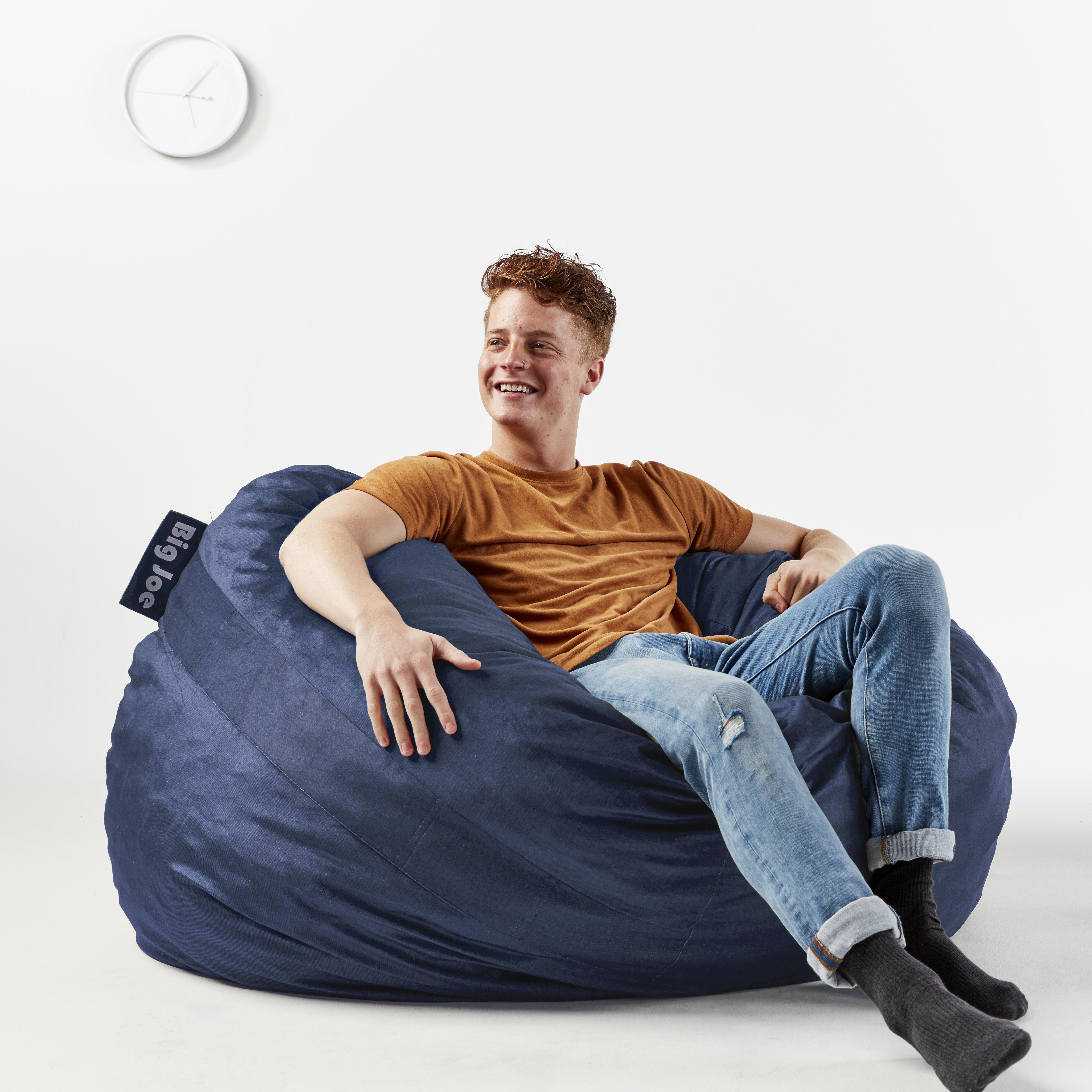 Incroyable Fuf Bean Bag Chair