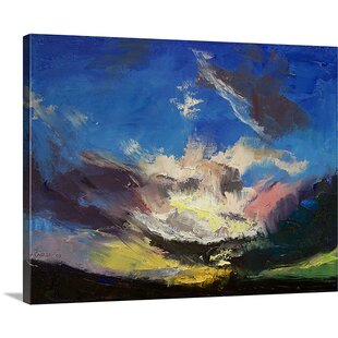 a37db2ac4491 Dragon Cloud by Michael Creese Painting Print on Canvas