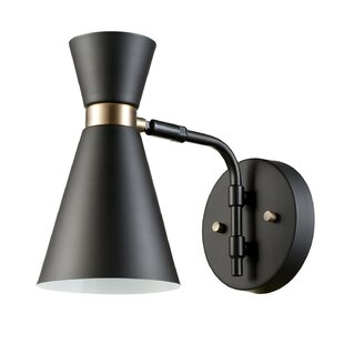 Roseman 1 Light Armed Sconce