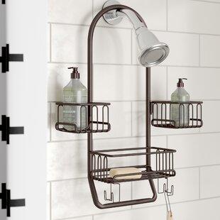 db61d3cc32a48 Shower Caddies You'll Love in 2019 | Wayfair