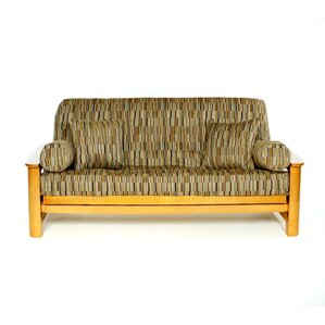 Fontana Box Cushion Futon Slipcover by Lifestyle Covers