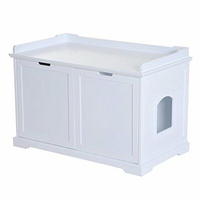 litter boxes enclosures. Black Bedroom Furniture Sets. Home Design Ideas