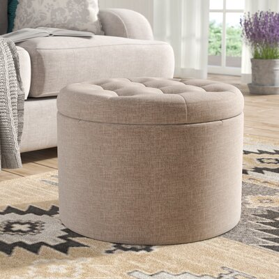 Fine Stansell Storage Ottoman Ottomans Joss Main Upholstered Squirreltailoven Fun Painted Chair Ideas Images Squirreltailovenorg