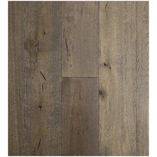 7 1 2 Engineered White Oak Hardwood Flooring In Gettysburg Grey