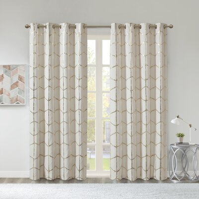 84 Inch Ivory And Cream Curtains Amp Drapes You Ll Love In