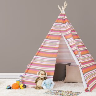 Indoor/Outdoor Kids Teepee Playhouse : indoor childrens tent - memphite.com