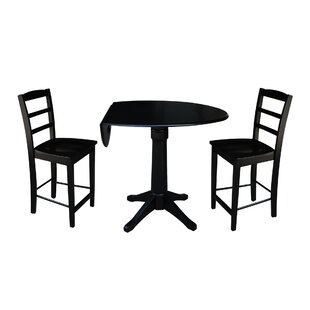 Pesina 3 Piece Pub Table Set