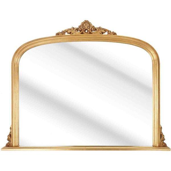 Overmantle Mirrors Wayfair Co Uk